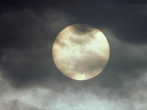 中秋望月 - 桃源居士 - 桃源居