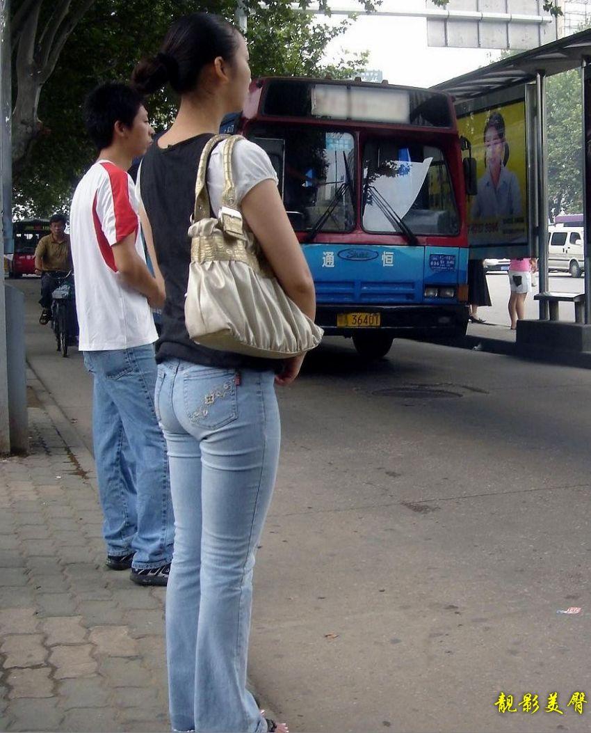 很丰满的兰色紧身牛仔裤MM - 源源 - djun.007 的博客