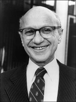 沉痛悼念Milton Friedman - 薛兆丰 - 薛兆丰