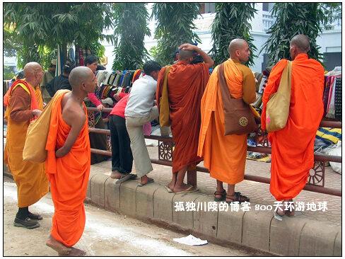 印度的佛教 - 孤独川陵 - 800天环游地球 孤独川陵