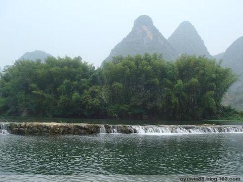 游桂林[一] - 淡淡蓝 - 幸福就是青山叠翠,绿水长流