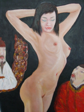 (原创)油画 - 2008zhouwenbo - 周文波的博客