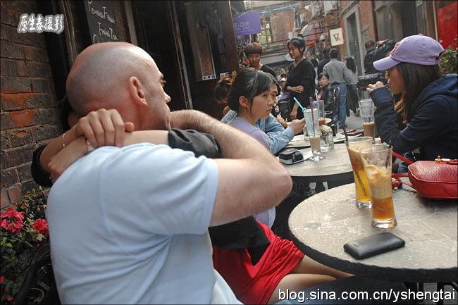盘点:上海十处最具情调的小资地!(组图)