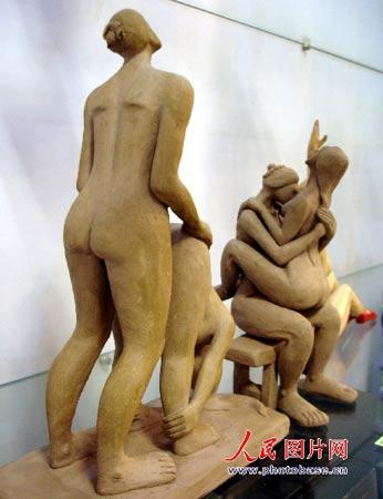 艺术性爱陶艺术 - 小小 -