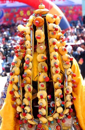 【转载】玉树赛马节 - 卓巴 - 尕多觉卧的寻梦缘