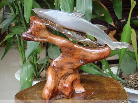 树化玉雕刻(原) - 缅甸树化王-山喜 - 缅甸树化王的博客