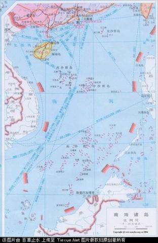 狂妄越南竟划出南海控制线 中国必将用大炮炸烂它! - 汉子 - 汉子的博客