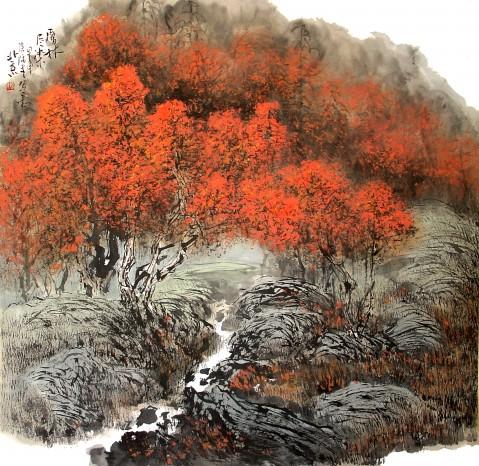 《山西工人报》推出《画家张际才》大型专版 - 张际才 - 张际才的艺术空间