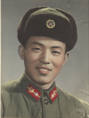 战 友 资 料 : 杨 永 培 - 战友 - 松林岗的博客