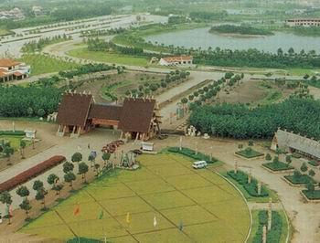 中国最的野生动物园