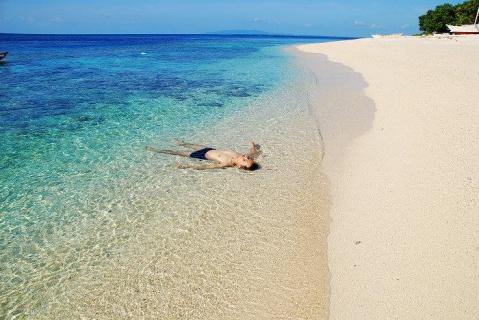 菲一般的感觉-2008年国庆菲律宾之行之(3)巴里卡萨岛(BALICASAG) - 紫藤秋水 - 我始终带着你爱的微笑
