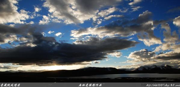 """[摄影.原创] 青藏线(三十一)长江源日出""""5""""11P   - 扁脑壳 - 感悟人生"""
