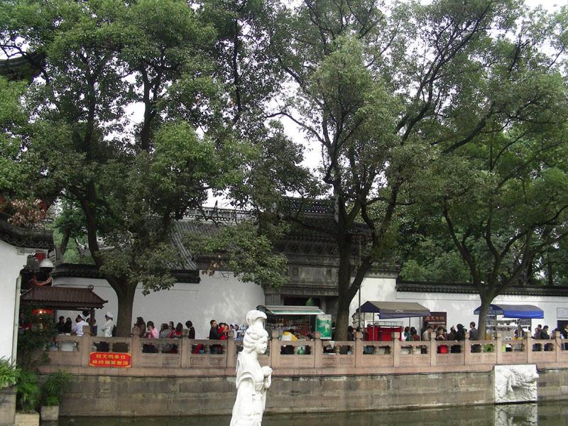 【原创】重游豫园(一) - 语溪子 - 语溪子的博客