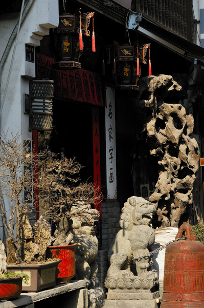 [原创]吴山庙会之五-佛手童戏 - 雪山老人 - 雪山老人的博客