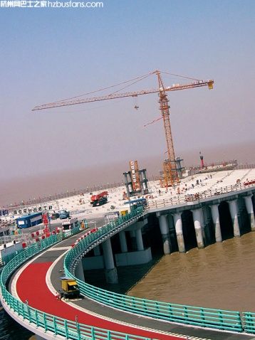 [视频] 跨越_杭州湾跨海大桥纪实(1)十年论剑 - 路人@行者 - 路人@行者
