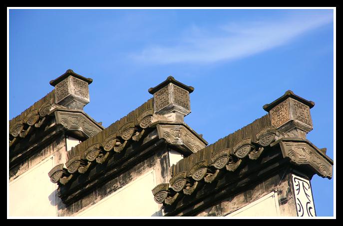 (原创图)安徽宏村 - 照看天下 - 照看天下的博客