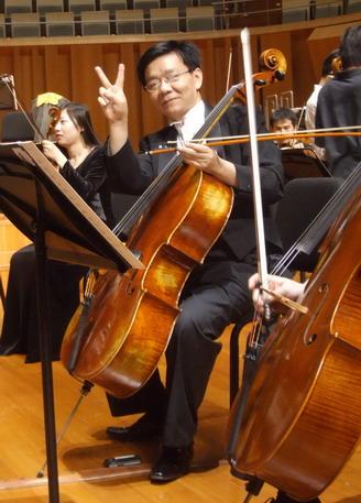 来自大提琴的感动 - liuyj999 - 刘元举的博客