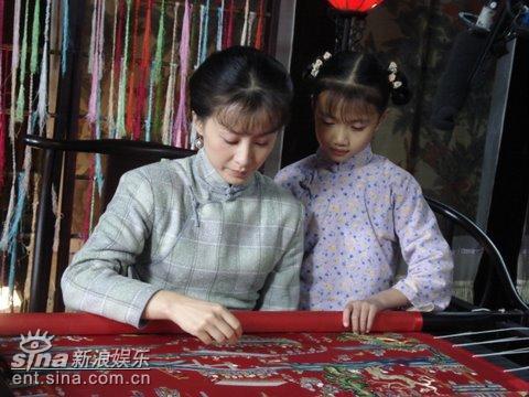 资料图片:《明德绣庄》精彩剧照(124)