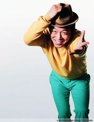 转载2月号《瑞丽时尚先锋》关于情人节的采访 - 黄渤 - 黄渤的博客