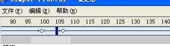 复数分形程序--SimpleFractal0.02 - 简单代码 - 简单代码