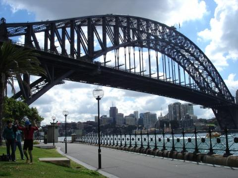 我去澳新游之二《饱览澳洲风光》1  - 悠游自得 - 悠游自得博客