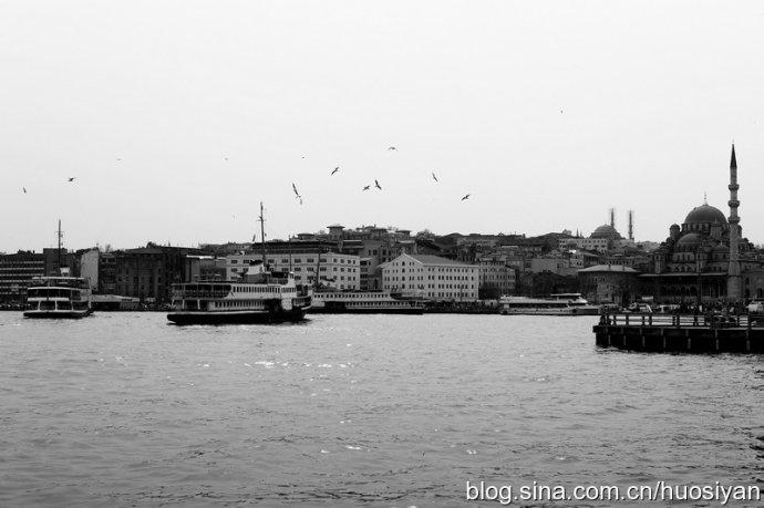 情迷伊斯坦布尔(ISTANBUL) ON<wbr>E序 - 霍思燕 - 霍思燕 彦 色