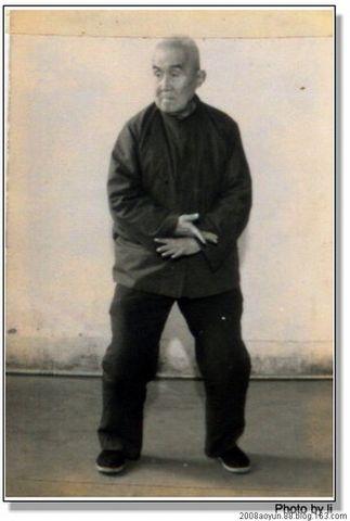 """洪公套路赏析(12)一路第二式""""拦擦衣""""第一动赏析 - 泉之韵 - 洪式太极拳刘秀文的博客----拳之魂"""
