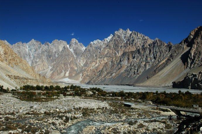 感动在帕苏-巴基斯坦游记 - Y哥。尘缘 - 心的漂泊-Y哥37国行