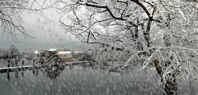美景如画 - 观雪听雨 - 观雪听雨