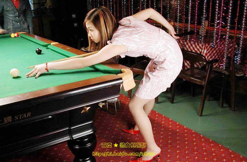 【转载】某台球厅的陪练小姐,熟了可以带出去开房! - 紫雨 - 紫雨的博客