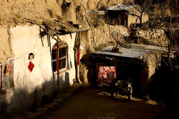 【原创】看看中山沟的老乡们 - 大阿福 - 大阿福的博客