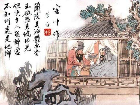 古诗词音画欣赏(六) - 雪劲松 - 雪劲松的博客