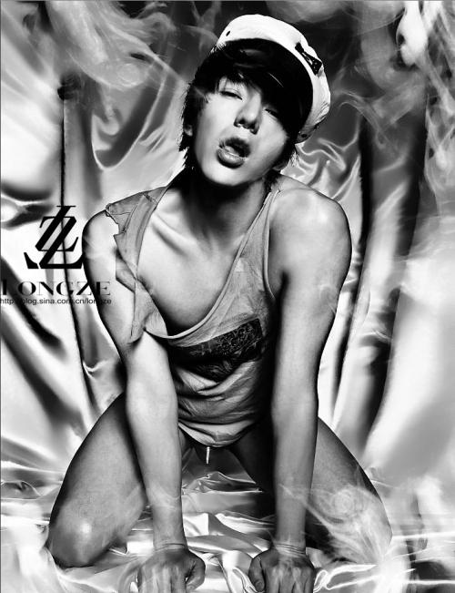 中国第一的广告明星 花样美男泷泽の性感颓废写真 - 110414 - 左岸麦田の魔男志