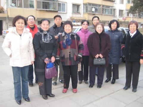 【原创】中国老年社区论坛秦皇岛网友聚会实况 - 永不言败 - 永不言败欢迎您