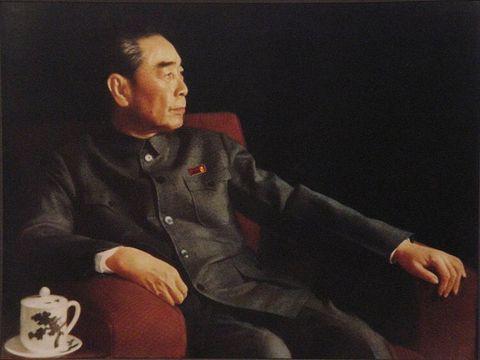 【转载】[转载]周恩来总理逝世后联合国下半旗的真正原因 - sanjinban - 谷语