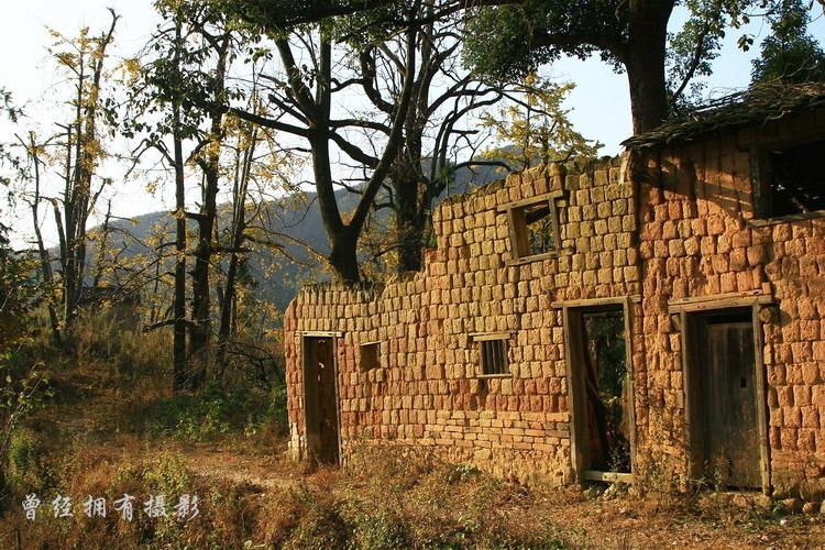 (原创摄影)粤北采风(4)----山村沧桑 - 曾经拥有 - 我的摄影花园