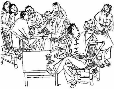 """成都茶馆话""""吹哥"""" - tianjixunyou - tianjixunyou的博客"""