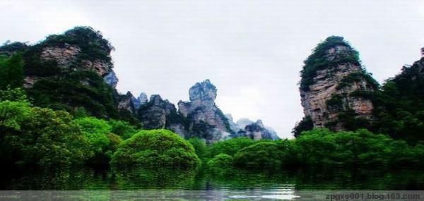 【动态山水风景图片】  - 天马