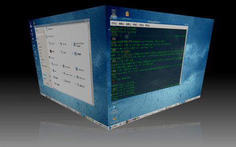 Fedora 8中完全开启compiz-fusion特效 - 难得糊涂 - 德充符