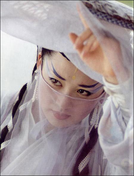 千古风流蒙面人 - 纱巾之恋 - 纱巾之恋