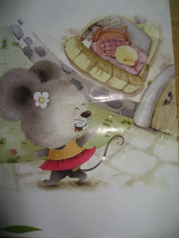 故事:阿文的小毯子