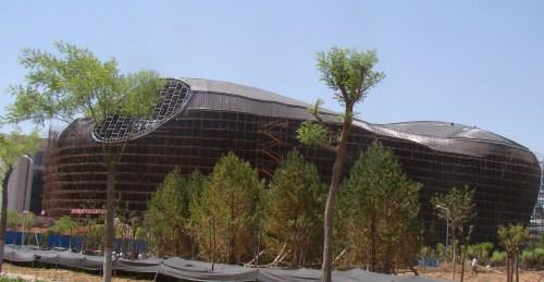 鸟巢设计者在中国留下不为人知的遗产(组图) - 李光斗 - 李光斗的博客