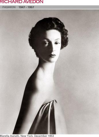 摄影大师理查德·阿维顿(Richard Avedon)-1947-1957 - 五线空间 - 五线空间陶瓷家饰