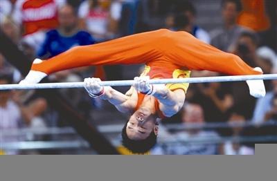 邹凯:中国奥运史上夺单杠金牌第一人 - 潇彧 - 潇彧咖啡-幸福咖啡