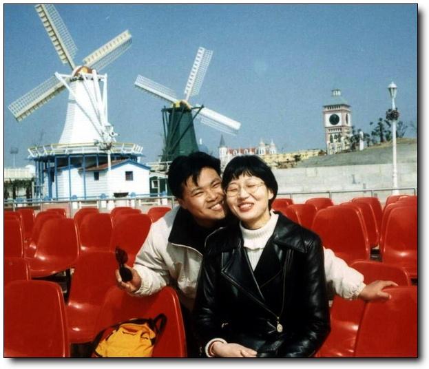(原创)我们仨——春节纪事 - 鱼笑九天 - 鱼笑九天