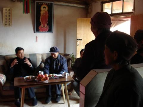 (原创)再次供养喇嘛川弥陀寺(组图) - 新佛教徒 - 正信之路