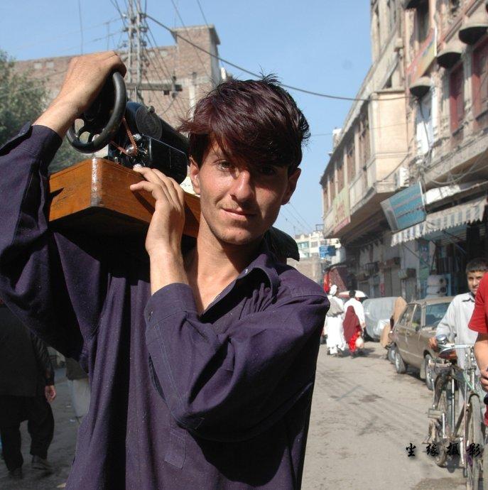 在白沙瓦喝世界上最便宜的鸡汤-巴基斯坦 - Y哥。尘缘 - 心的漂泊-Y哥37国行