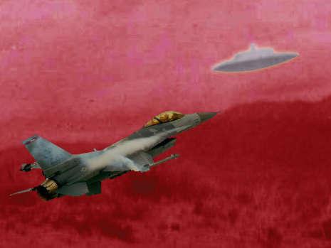 美空军部队报告:在基地上空发现三角形金属飞行器(图) - 外星人给地球的忠告 - UFO外星人不明飞行物和平天使2012