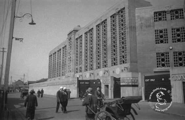 """""""十里洋场""""的黄包车-爱历史---老照片的故事-搜狐博客 - 海峡神女 - 上海大都会"""