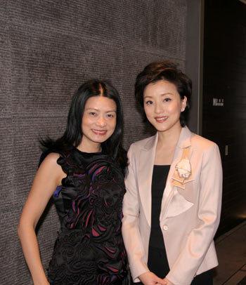 两个女人的史诗 - 杨澜 - 杨澜 的博客